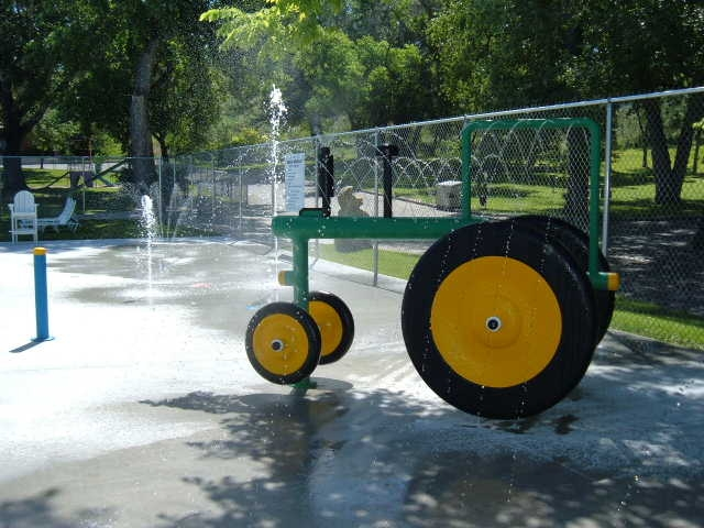 Water tractor